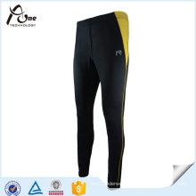 Nylon Spandex Fabric Sports Wear Women Fitness Tights