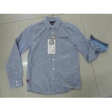 Camisas de manga larga camisas de algodón camisas de hombre