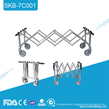 SKB-7C001 Mobile Extensional Steel Structure Trolley