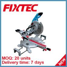 Fixtec Power Tool 1600W composto de serra de esquadria para madeira