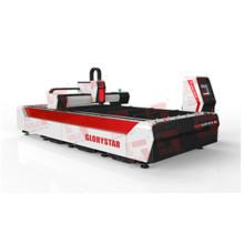Machine de gravure laser à coupe fibre optique CNC avec certification Ce