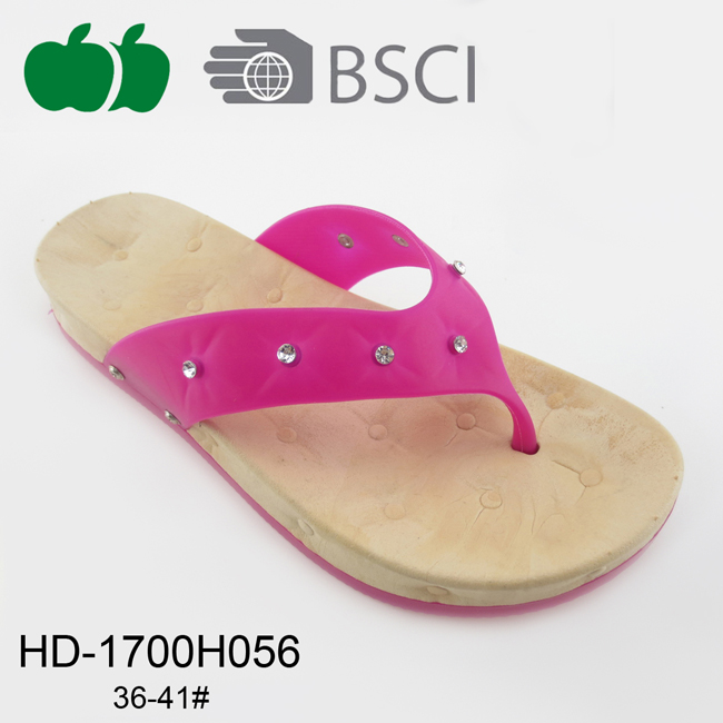Popular New Design Women Summer Flip Flop