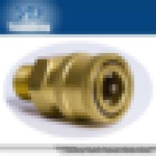 Kundenspezifische OEM Präzision CNC Messing gedrehte Teile