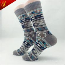 Billige Men′s Kleid Socken Custom