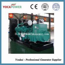 1000kVA Generador Diesel Yuchai Motor para Trabajo Industrial