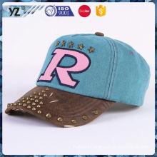 Main product custom design baseball cap plastic cover for promotion