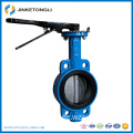 CE certificate butterfly valve with ISO certificate in Alibaba