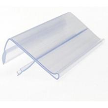 Co-Extrusionsetikettenhalter / Preisstreifen / Werbeprodukt mit 100% PVC-Material