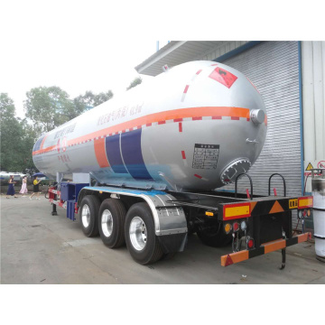 61,9 kubik propana transportasi gas semi-trailer