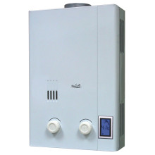 Elite Chauffe-eau à gaz avec écran LED (JSD-SL64)