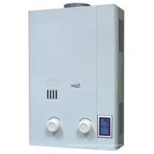 Elite Chauffe-eau à gaz avec écran LED (S64)