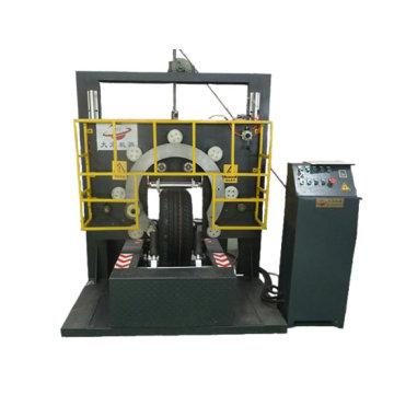 Máquina de embalaje de neumáticos de acero y anillos de acero