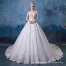 Vestido de noiva de alta pescoço vestido de noiva 2017 HA570