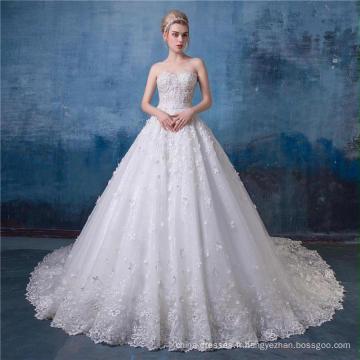 Robe de mariée robe de mariée à col haut 2017 HA570