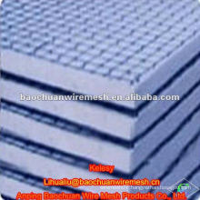 High quality blue hot-dipped galvanized estazolam plate with competitive price in store