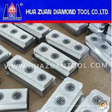 Endurece Diamond Bricks Diamond Abrasive Fickert en venta