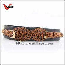 Good Quailty Skin Skin Pattern Women's Elastic Belt
