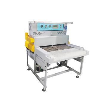 durable automatic pvc patch customized logo making machine