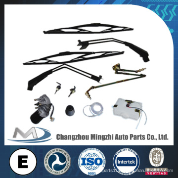 OVERLAPPED WIPER ASSEMBLY