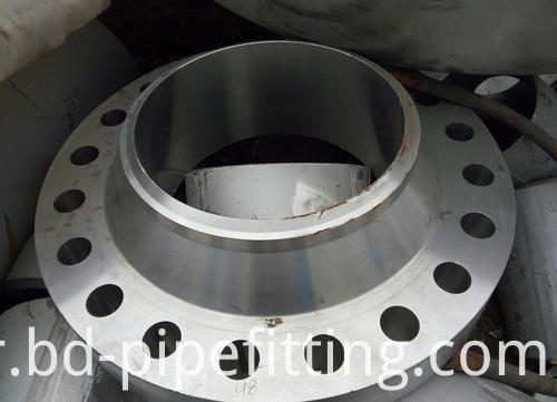 Nickel Alloy Steel Flanges