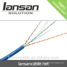 Meilleur prix / qualité 1000mbps 4 paires 23aw Copper Cat 6 Utp Cable