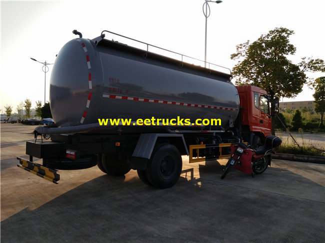 Dongfeng Lime Tanker Trucks