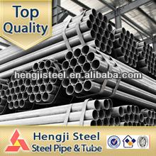 Especificações de tubulação de aço redondo galvanizado