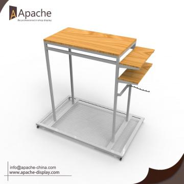 Sectional Multi Usage Clothing Display Stand