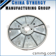 customized design aluminum die casting wheel cast aluminum wheel made in china