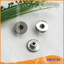 Bouton en métal, boutons Jean personnalisés BM1675