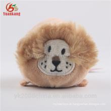 Leão animal pequeno barato bonito macio feito sob encomenda enchido do teste do teste EN71 Leão