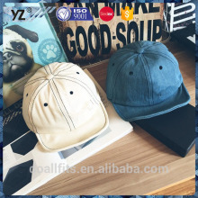 washing water with customized logo and available ture over visor snapback cap made in china