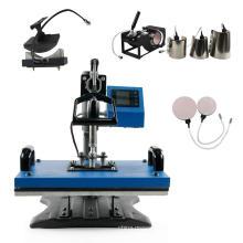 Xinhong 14years experience 8 in 1 Combo Heat Press HP8IN1