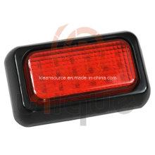 12V/24V LED Truck Rear Direction Indicator Lamp Stop Tail Light
