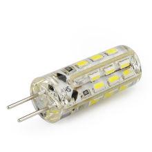 Proyector de luz LED blanco frío 1.5W G4 Proyector de luz 3014 SMD LED Bombillas DC12V