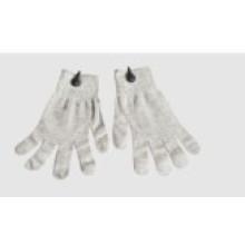 Tens / gants d'électrode de fibre conductrice EMS pour la machine de dizaines / EMS