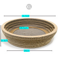 Cat Scratcher Scratching board Cat Bed Bowel Shape
