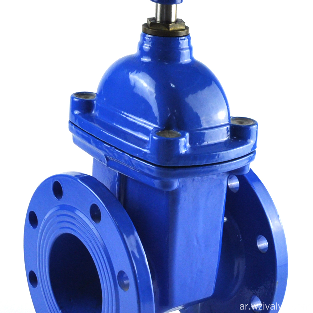 hot sale dn2000 ductile forged stem gate valve high performance