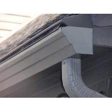 Canalones inconsútiles de aluminio de los EEUU