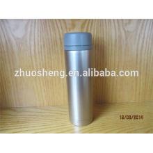 Best-seller garrafa de vácuo do solteirão mini parede dupla térmica aço inoxidável
