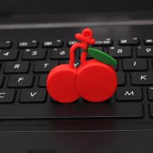 Clé USB en forme de fruit cerise 32 Go