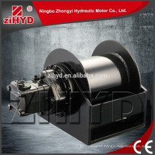 made in China hydraulic fast hydraulic winch