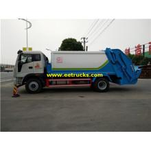 Foton 10 CBM Refuse Compactor Trucks