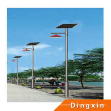 Lumière extérieure en aluminium solaire de LED de moulage mécanique sous pression