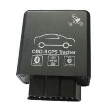 GPS OBD2 GPS Tracker mit Bluetooth-Diagnose und Backup-Batterie Tk228-Ez