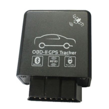 GPS OBD2 GPS Tracker with Bluetoothe Diagnostics and Back-up Battery Tk228-Ez
