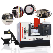Factory direct sales 5 axis cnc milling machine manufacturer VMC650 vertical machining center