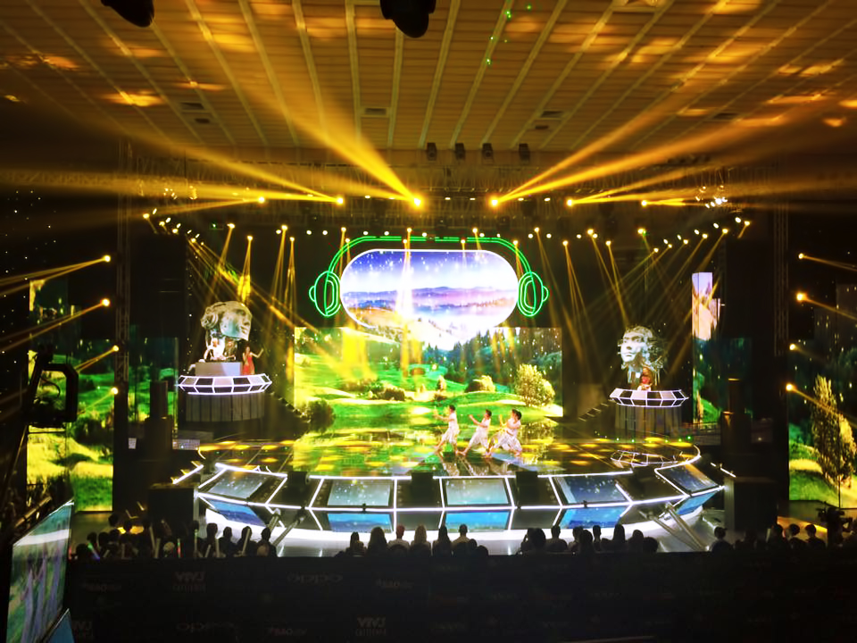 Priva PH2.97 LED Display for Stage Event
