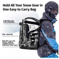Imperméable Transpack Double Ski Boot Bag On Sale