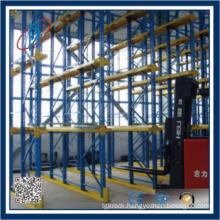 high desity pallets racking heavy duty storage FIFO drive in rack